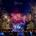 2015佛光山平安燈會