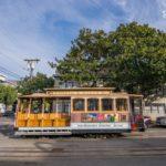 舊金山-必搭百年歷史叮噹車與纜車博物館