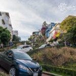 舊金山-九曲花街(Lombard Street) 倫巴底街